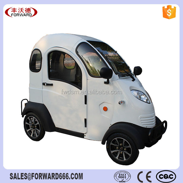 High quality Zongshen 2 seats electric <strong>car</strong> for adults