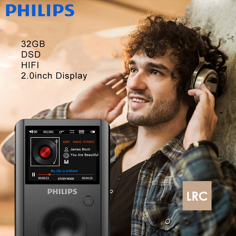 Philips Mp3 Lossless Player 32gb Tf Card Hifi Fullsound English Song Player  - Buy Mp3 Lossless Player,Bluetooth Mp3 Player,Digital Mp3 Player Product