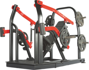 Commercial Incline Chest Press Body building equipment Free Weight Strength Training Machine