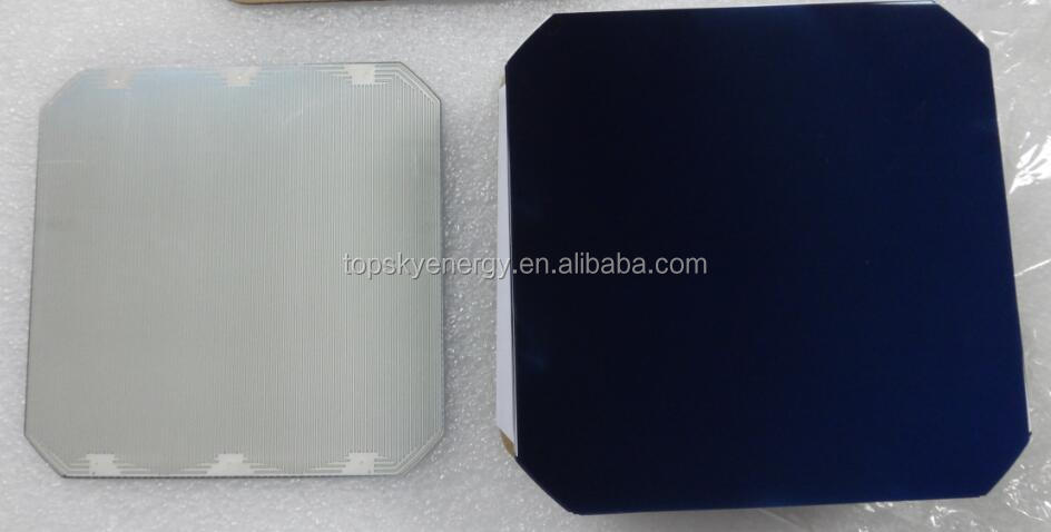 5 inch c60 sunpower solar cell