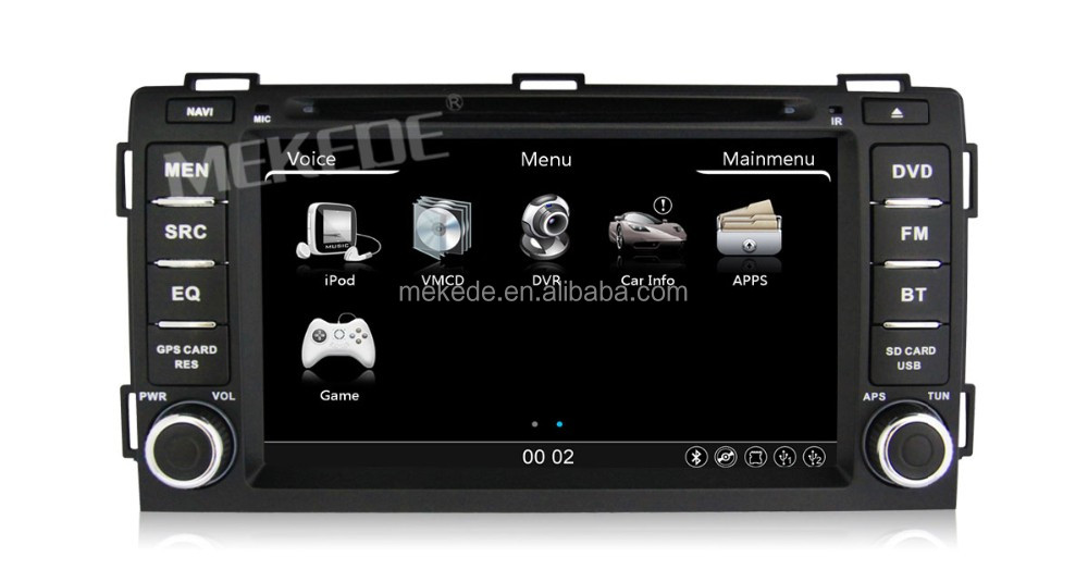 Car Navigation Zotye Z300 Car Navigation System With Digital
