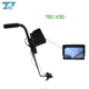 portable metal detector for car,under vehicle trolley mirror TEC-V3D