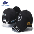 Baseball Cap Men Hats Lewis Hamiltons Power Sports Motorcycle Snapback Caps F1 Racing Sports Baseball Hats