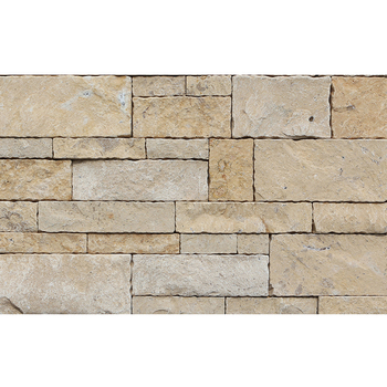 HS-QS-03 textured wall turkey tile lime stone