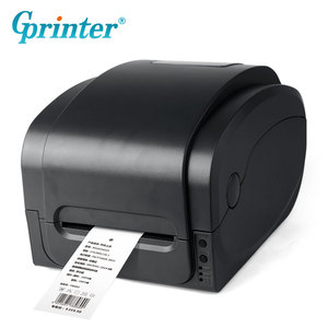 High Speed 4 Inch USB 2.0 Thermal Transfer Barcode Label Printer 200dpi