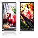 led display standing outdoor kiosk