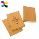 High quality sewing binding craft paper notebook