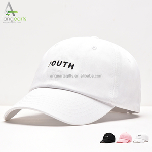 Custom cotton dad hat Embroidery baseball cap Fashion best selling golf cap