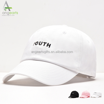 82ecd19a Custom cotton dad hat Embroidery baseball cap Fashion best selling golf cap