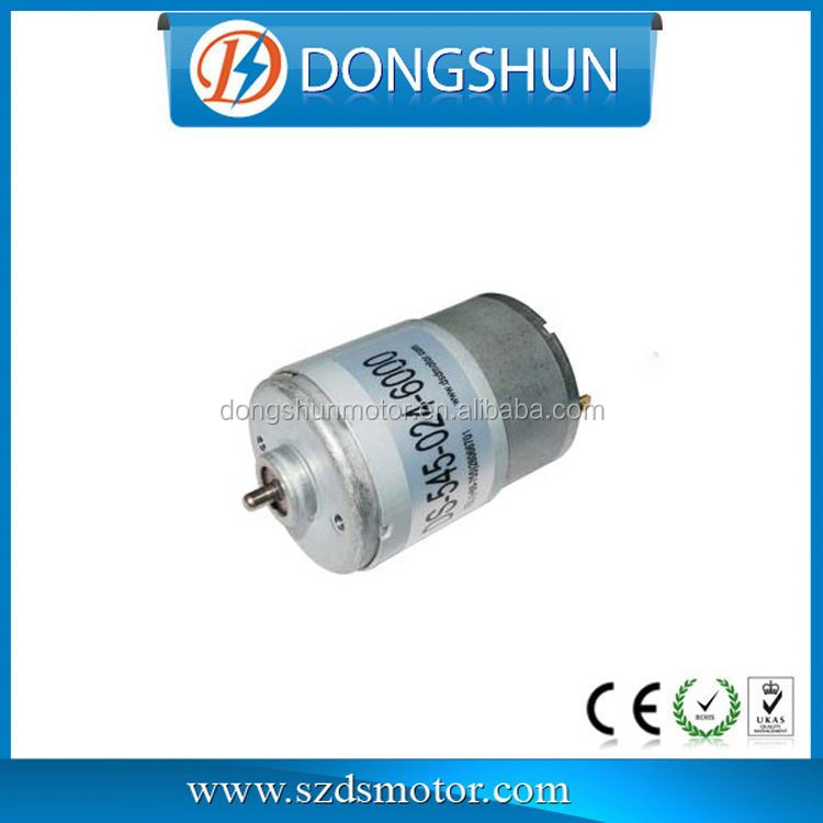 Ds-545 35.8mm 12v Dc Motor For Car Cassette Tape Recorder