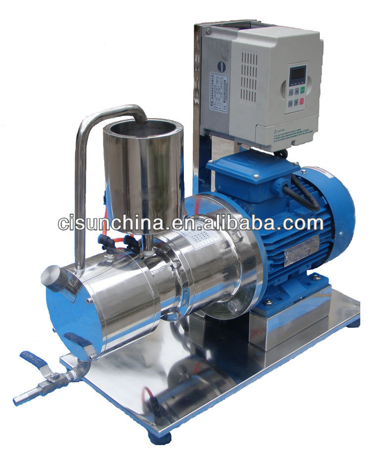 Horizontal Laboratory Sand Mill for Wet Grinding