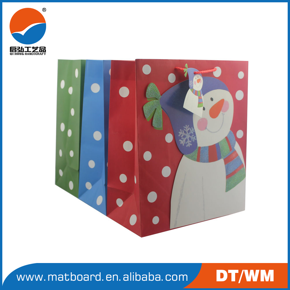 Wholesale China Merchandise Diy Christmas Gift Bags