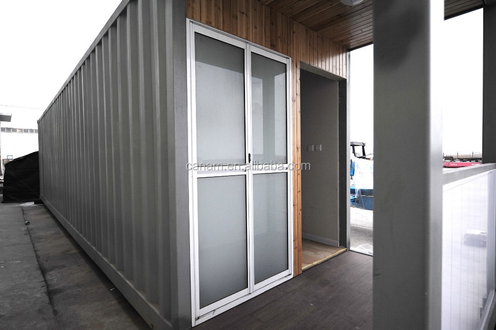 steel Q235 ISO Container house living room,custom design