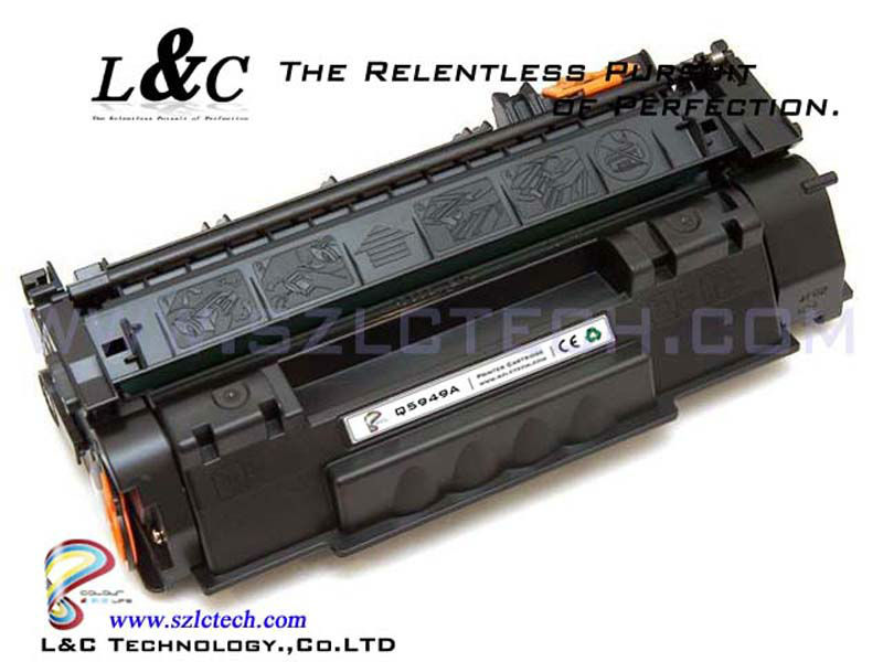 Compatiable HP Q5949A Printer Toner