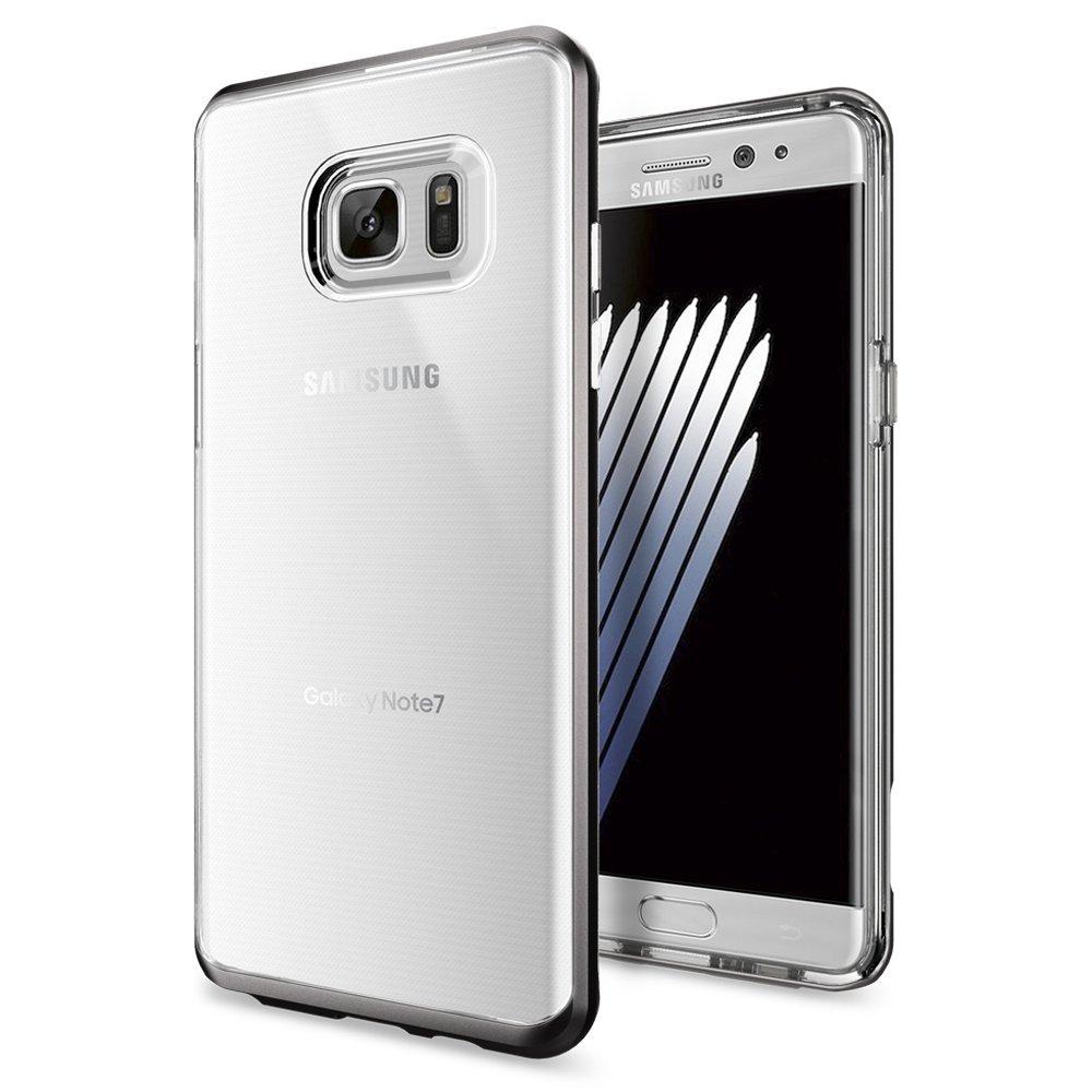 Cheap Note 3 Neo Spigen Find Deals On Line At Thin Fit Samsung Galaxy 5 Hardcase Tipis Original Get Quotations 7 Case Hybrid Crystal Premium Bumper Gunmetal