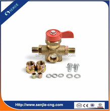 T3H cng lpg gas filling valve kit
