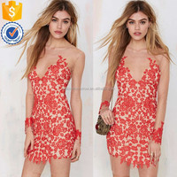 Chinese clothing manufacturer OEM design printed floral women dresses made in china