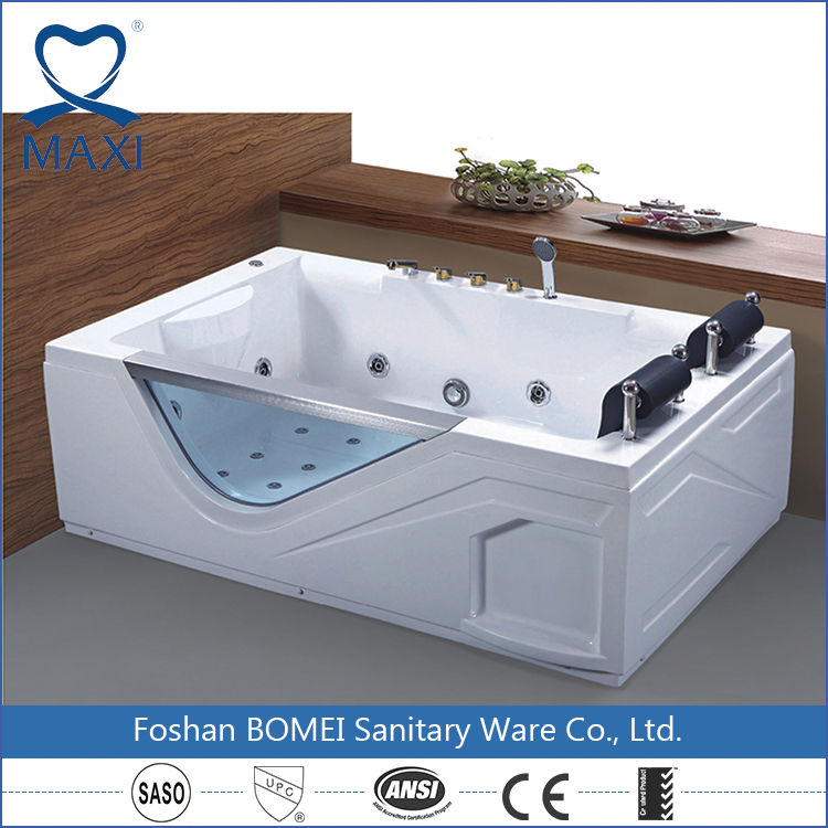 Maxi Online Shopping Acrylic Whirlpool Bath Portable Massage Bathtub ...