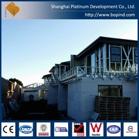 Economic Prefabricated Countryside Style Cement Home Building