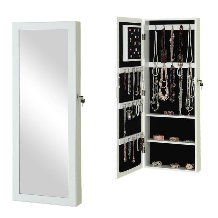 Mur Noir- Montées. Habillant Le Miroir,Armoire De Rangement De ...
