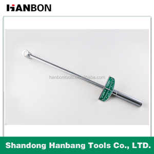"1/2"" CRV material adjustable torque wrench"