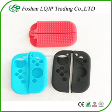 Anti-Slip Silicone Rubber Skin Case Gel Cover For Nintendo Switch Joy-Con Grip Dots Silicone Case