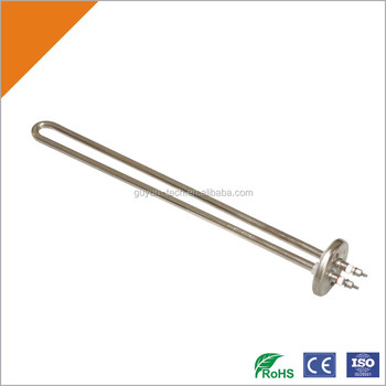 tubular solar portable immersion water heater element