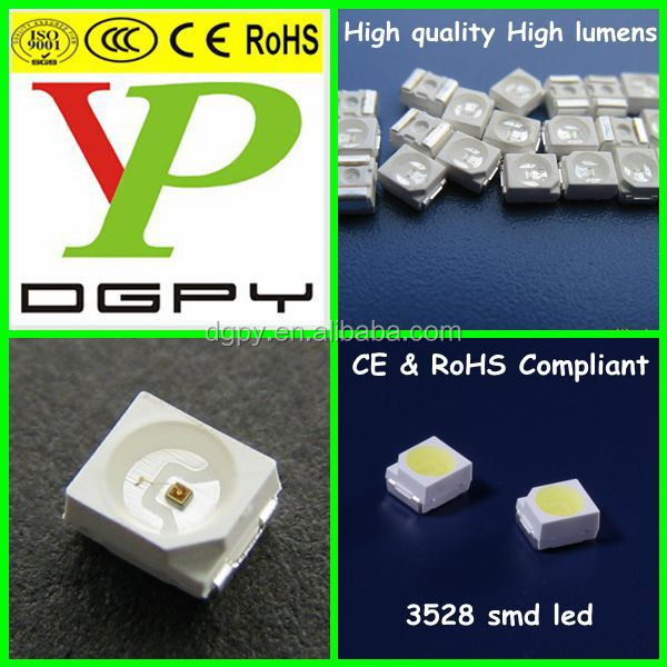 High Quality High Lumens 3528 Smd Led Datasheet/specifications ...