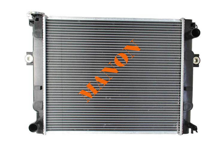 Forklift Spare Parts Radiator 237a2-10102