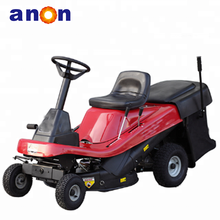 "ANON Powerful Engine 30"" Riding Lawn Mower with electric start for golf"