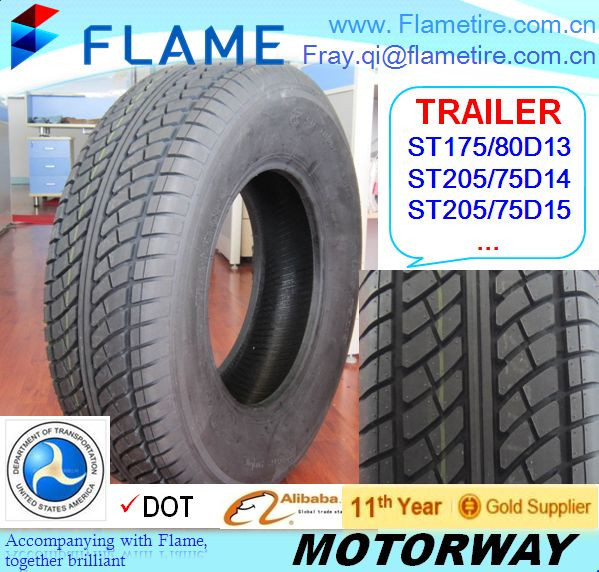 SHOCK PRICE radial trailer tire 205 75 15 tire radial