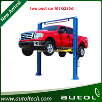 Electric auto car lift G235D GANTRY two post car lift G235D for car universal