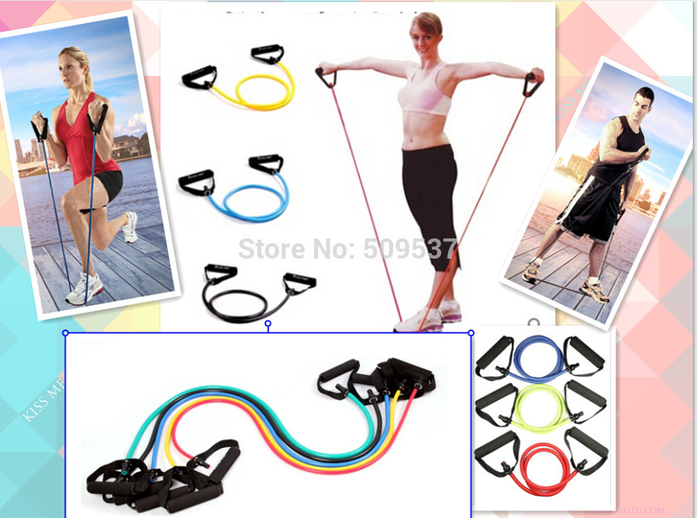 rubber rope exercises