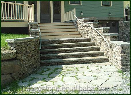 Piedra natural de granito exterior escalones buy product for Piedra de granito natural