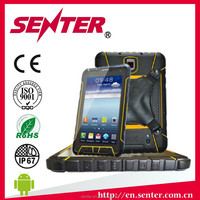 Rugged tablet pc touch screen software download android4.4 os barcode scanner 7 inch USB OTG RJ45 wifi bluetooth gps camera 8mp