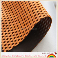 knitted fabric tube, 2017 new fashion mesh fabric