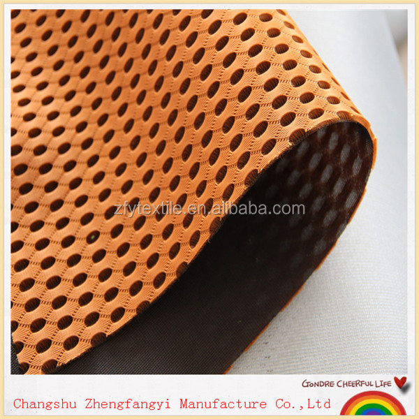knitted fabric tube, 2018 new fashion mesh fabric