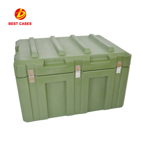 High Quality Military Standard Waterproof Plastic Gun Case