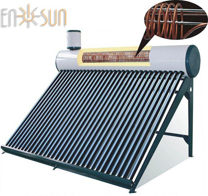 OEM compact solar water heater energy