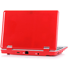 Cheapest 7 inch mini laptop computer notebook Spanish keyboard colorful laptop best chinese laptop