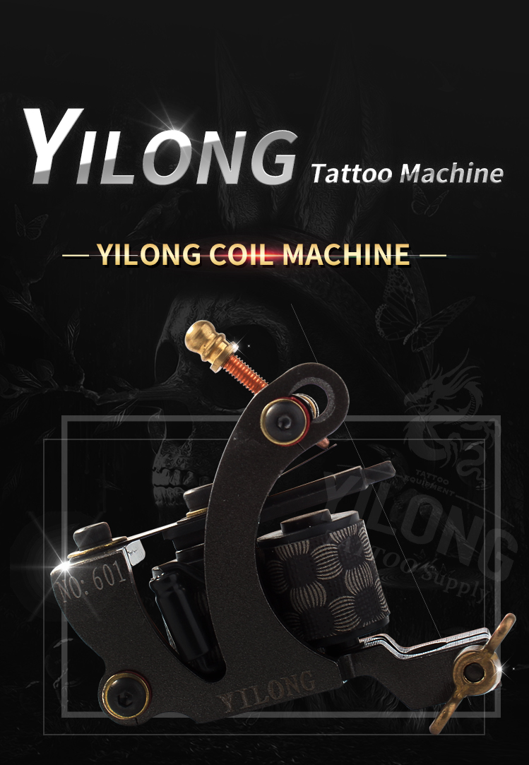 Yilong High-quality beste tattoo machine manufacturers for tattoo-2