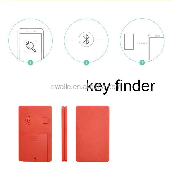 Smart Tag Wireless Bluetooth 4.0 Tracker Locator Child Wallet Key ...