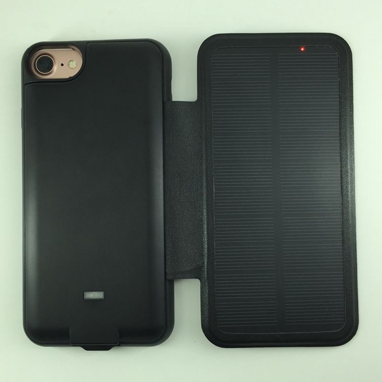 Brand Factory Online Shopping Solar Power Station with Case Used for Iphone 7Plus