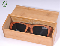 Custom Wooden Sunglass case wooden gift packaging boxes manufacturer