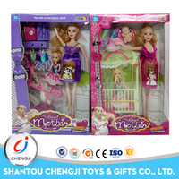 New fashion little baby lovely lifelike make your own doll