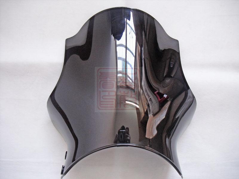 Новый для Honda CB400 CB 400 супер четыре CB400SF CB 400 SF ABS для мотоциклов лобовое стекло / ветровое стекло + винты дым черный высокое качество