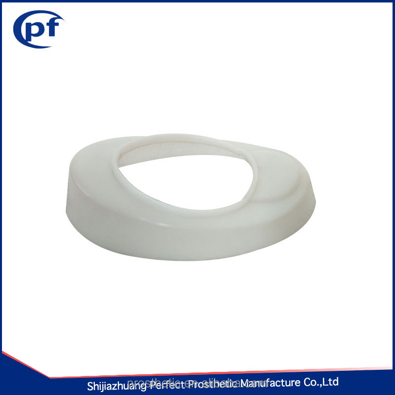 orthopedic plastic disposable foot cover/Cap for Dynamic foot