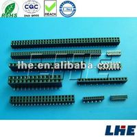 Female SMT connector 1.27mm double row header