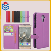 Christmas Sales PU Book Leather Flip Case Cover For Wiko U Feel Prime
