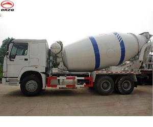 Sinotruck Howo 6x4 high performance concrete mixer truck 10-14m3